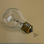 lightbulb by Mic